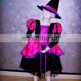 XD10122 Halloween Pink Storybook Witch Costume