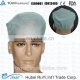 disposable doctor hairnet cap