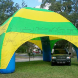 hot selling colorful mobile inflatable car garage cover air tent