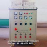 titanium  wire arc coating machine, 1.6~3.2mm zinc wire arc spray equipment with factory price