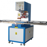 Shuttle Way high frequency wedling machine