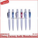 Disney factory audit manufacturer's plastic ball pen 142107                                                                         Quality Choice