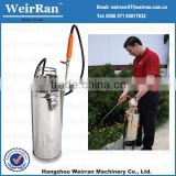 (73432) competitive flexible brass nozzle garden or home backpack stainless steel pump casting