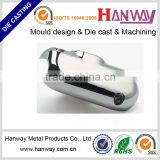 Foshan factory hanway stainless steel Precision CNC machining Aluminum die casting for chair base