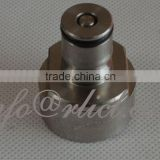 Stainless Carbonation Cap, Ball Lock Type, Fit on soft drink PET bottles, Homebrew Kegging, New