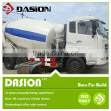 DSTM-3 concrete mixer truck parts with national patent