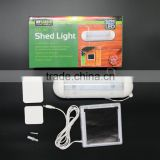 Wall mounted cool whit Waterproof solar light LED, solar wall light,Lamp With Pull Switch