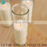 Product quality protection 8inch light candles loft jar candles church cylinder tealight holders art and crafts                                                                         Quality Choice