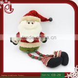 Santa Claus Pendant Enfeite De Natal Christmas Gift XMAS Tree Decoration Supplies Arbol De Navidad Dropshipping