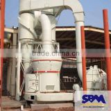 Hot sale high quality Milling Kaolin to dry powder equipment