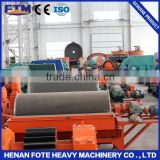 Hot sales high efficient magnetic separator for conveyor belts from Henan China