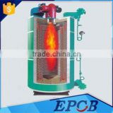 Industrial Vertical Oil Gas Fired Thermal Oil Boiler for Textile Dyeing and Printing Industry