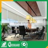 Manufacture sunscreen fabric adjustable roller blind for office
