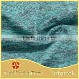 Weft knitted polyester viscose elastane fabric poly rayon spandex fabric for tank top                                                                                                         Supplier's Choice