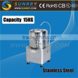 Commercial food processor machine automatic electric potato peeler peeling and cutting machine