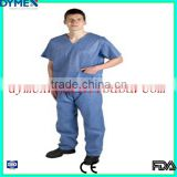 Blue Medical Surgical Scrub Suit