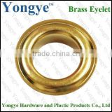 High quality metal brass eyelets and grommets for shoes handbag                                                                         Quality Choice