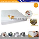 Bedbug killer fitted mattress cover