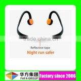 High quality waterproof bluetooth wireless headset two way radio earphone
