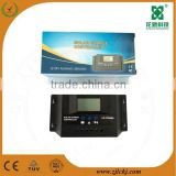 Solar System Controller Application and 12V/24V/48V Rated Voltage PWM Solar Charge Controller