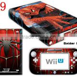 Decal for Nintendo Wii U Console Controller Cover