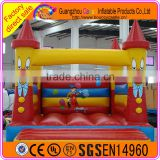 Popular commercial inflatable bouncer, inflatable jumper, inflatable bouncy castle for kids