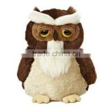 Customized Soft Plush Toy Owl For Kids