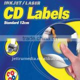 CD Labels, Stickers, OEM Supplier Manufacture