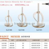 paint tools mixer and brush BR0190 manufacturer on construction HS code 84798200