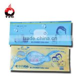 Laminating plastic bags wrap film of baby wet wipes hip care