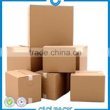 Custom Logo Made Printed Strong Low Cost Paperboard Packaging Design Outer Cardboard Corrugated Boxes