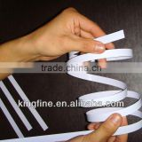 Steel tape,extruded magnetic strip white acrylic paint coated,steel strip,magnetic strip,flexible magnet,0.18mm,pop display