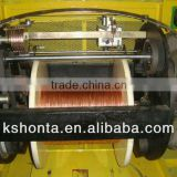 Double Twist Bunching Machine High speed electric twisting machine copper wire cable making equipment