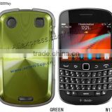 Green Color Metal Alloy Case for Blackberry Bold 9900.Aluminum Case for Blackberry 9900