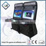Arcade Multi Game Machine XBOX360 and Pandora's box 4 With 32'' Video Fighting Cabinet For Entertainment Coin Acceptor