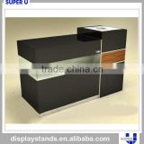 wood cash and glass cash counter shop-counter-table-design