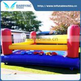 hot sale inflatable boxing ring used , boxing arena with giant gloves