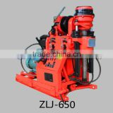 ZLJ-650 mineral exploration drilling rig anchor drilling rig