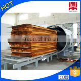 High frequency kiln drying firewood equipment made in China