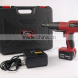 Cordless rivet tool XDL-200M with Li-Ion battery
