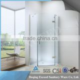 Factory direct selling self contained shower cubicles with brass hinge                                                                                                         Supplier's Choice