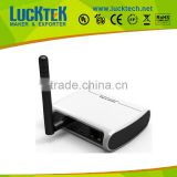 smart android tv box router