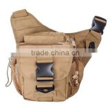 600D Oxford Fabric Tactical Messenger Bag Military Shoulder Bag Camping Travel Hiking Trekking Waist Bag