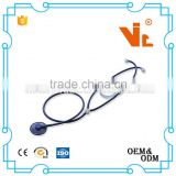 V-ST106 Custom color disposable plastic single head toy stethoscope