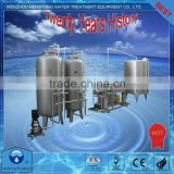 supply high quality low cost SS304/SS316L/UPVC water treatment machine/water purification machine