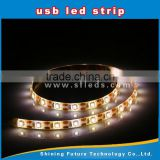 high bright DC5V usb led strip led Tv back light
