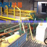 Automatic building construction steel wire mesh welding machine