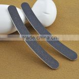 Professional Nail Tool Customized Atractive Good quality Curving Nail File 100/180 Nail File
