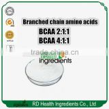 branched chain amino acids bulk bcaa powder 2:1:1