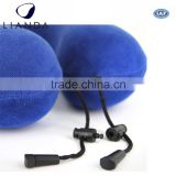 Anti-static plush fabric car neck rest pillow for travel